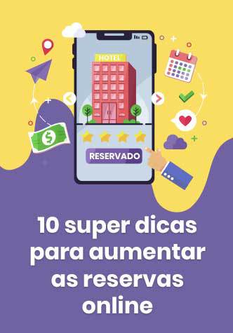 10 super dicas para aumentar as reservas online | Ebook Hospedin